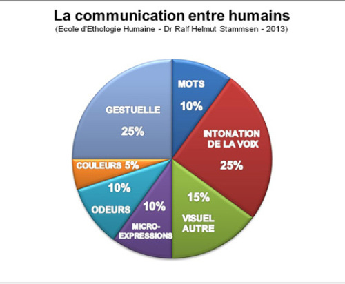 Ecole d'Ethologie Humaine - Decrypter le langage non ...